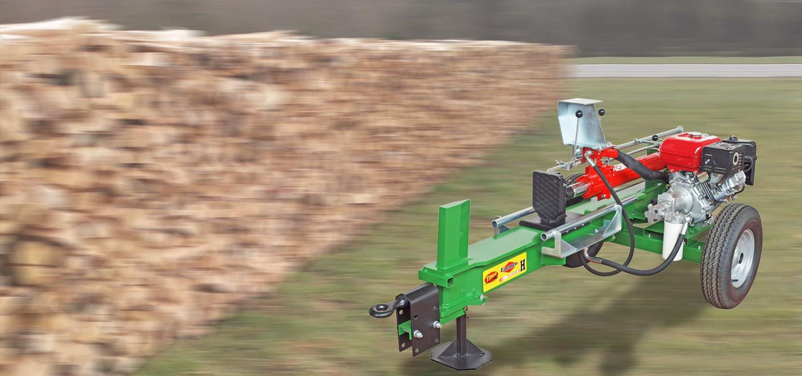 Horizontal Log Splitters